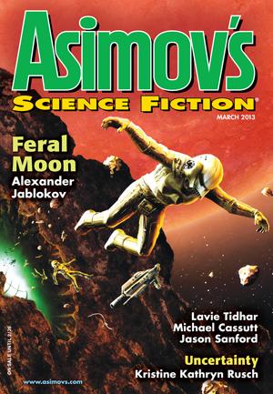 Asimov's, March 2013