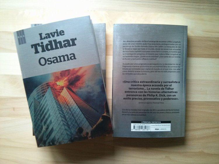 Osama en Espanol!