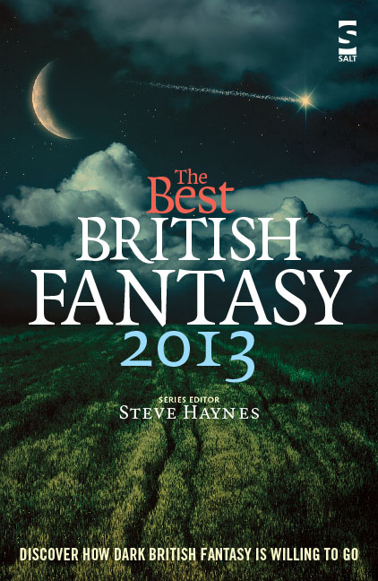 Best British Fantasy 2013
