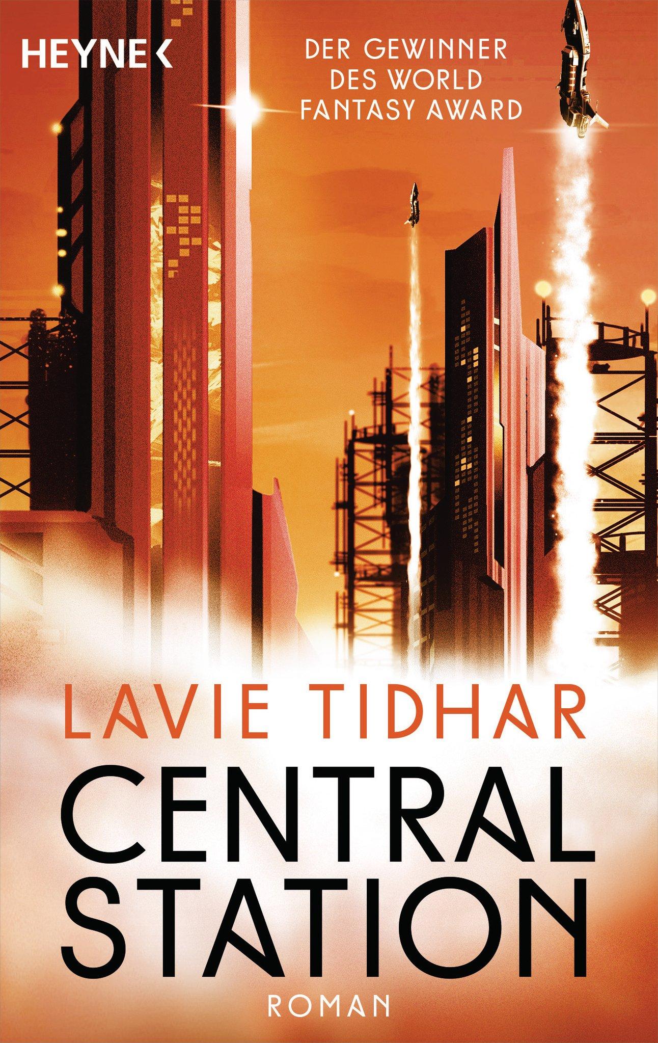 Image result for central station lavie tidhar