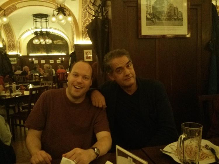 Kerr and Me 2014 Leipzig.jpg