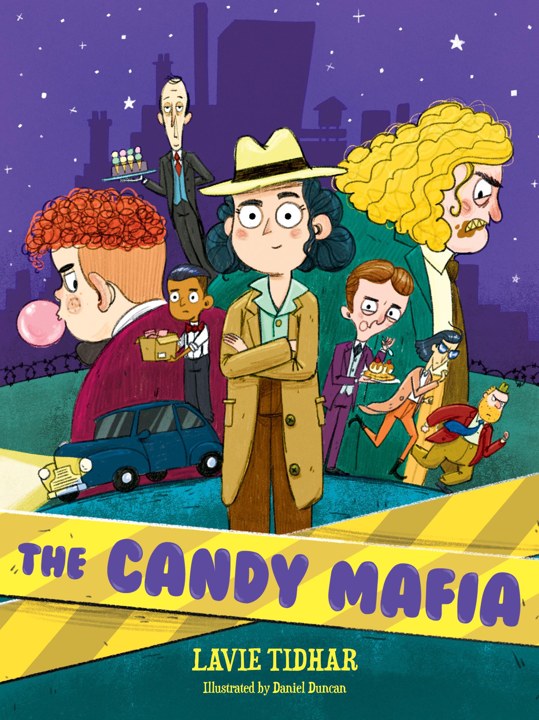 The Candy Mafia_COVER