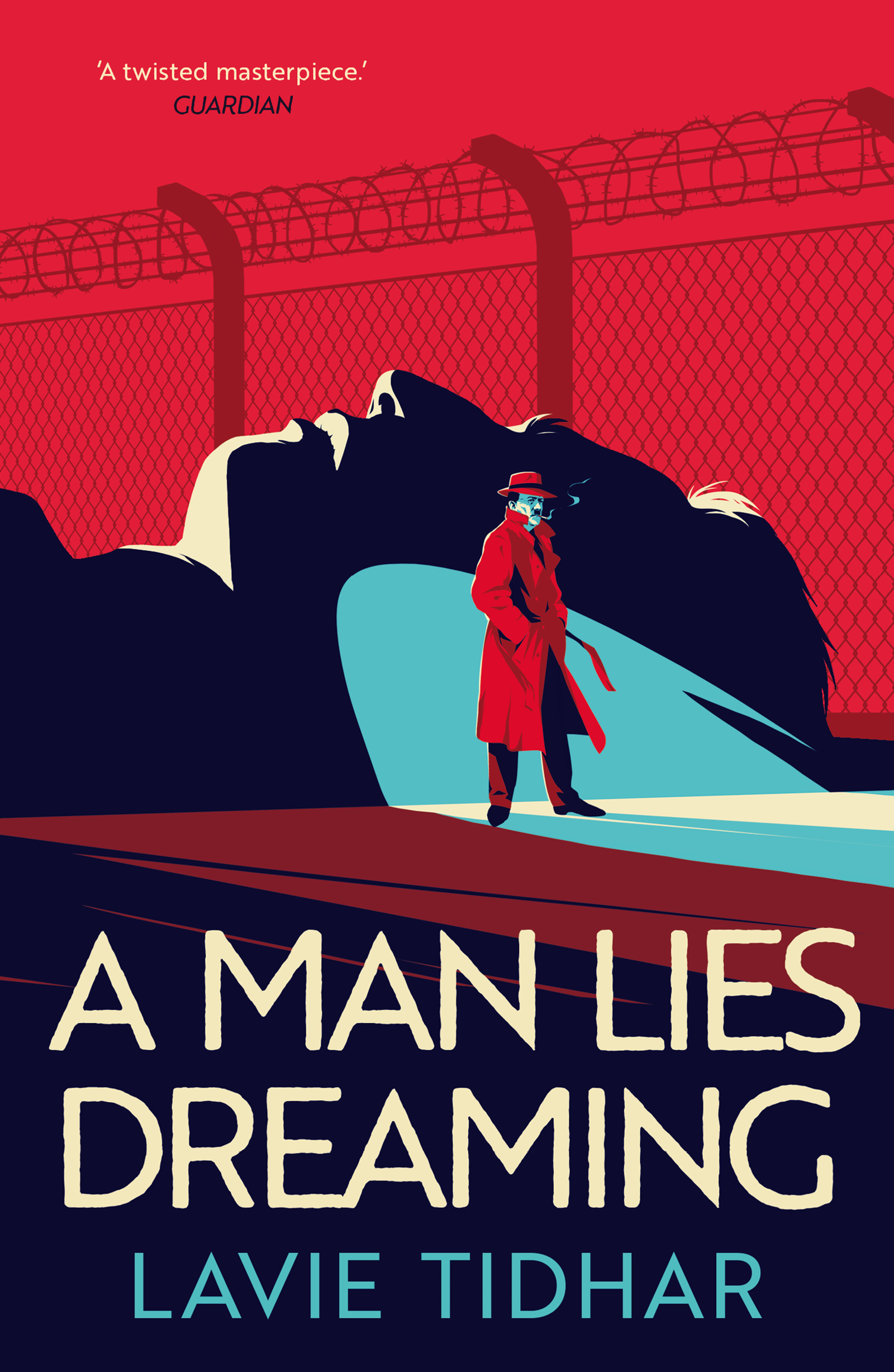 tidhar_a-man-lies-dreaming_pbo